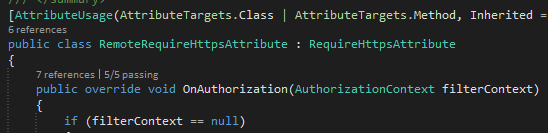 Figure: RemoteRequireHttpsAttribute class signature